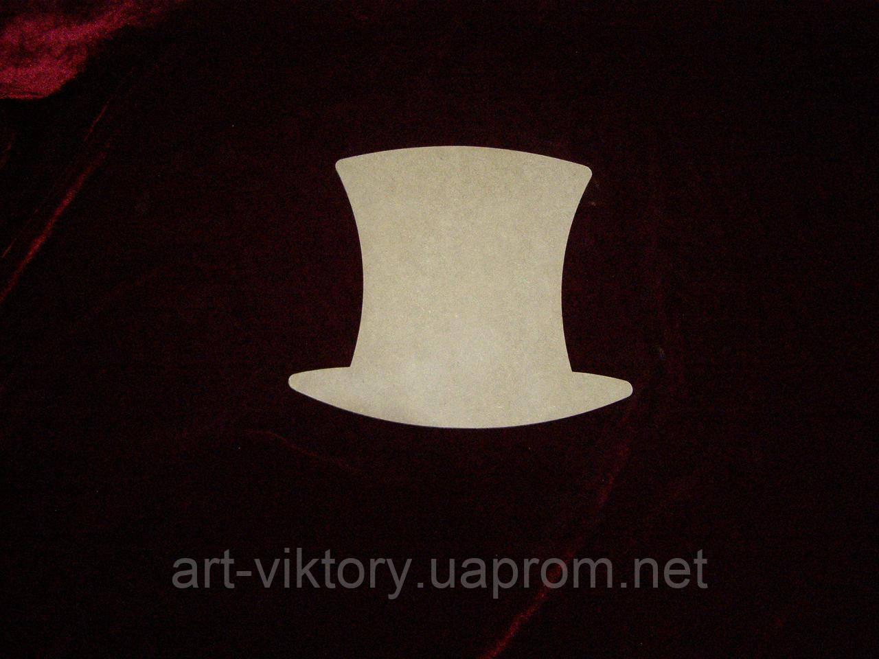 Шляпа (22 х 20 см), декор