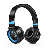 Наушники беспроводные Sound Intone P6 Black-Blue