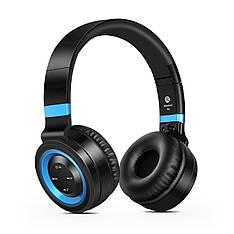 Бездротові навушники Sound Intone P6 Black-Blue