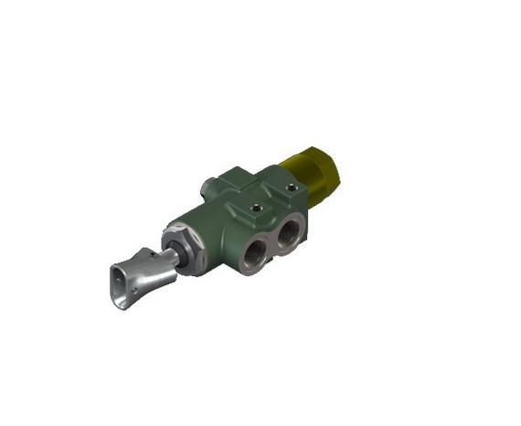Гидравлический механический клапан (Mechanical Valve)