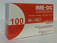 Универсальные ланцеты IME-DC100 шт.