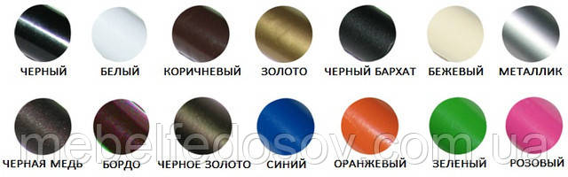 металлическая кровать вероника, цвет