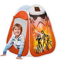 Детская палатка для игры на улице Звездные Войны John 71342
