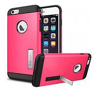 "Чехол-накладка Spigen Case Slim Armor Series Azalea Pinkl for iPhone 6 Plus 5.5"""