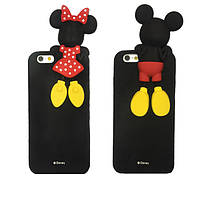 Чехол накладка Disney  Mickey Mouse  for  iPhone 5/5S