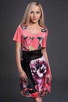 Платье женское из микро-масла