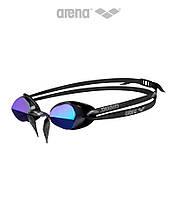 """Зеркальные очки """"шведки"""" для плавания Arena Swedix Mirror (Blue), фото 1"""