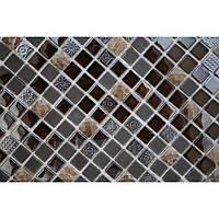 Мозаика  мрамор и стекло DAF17