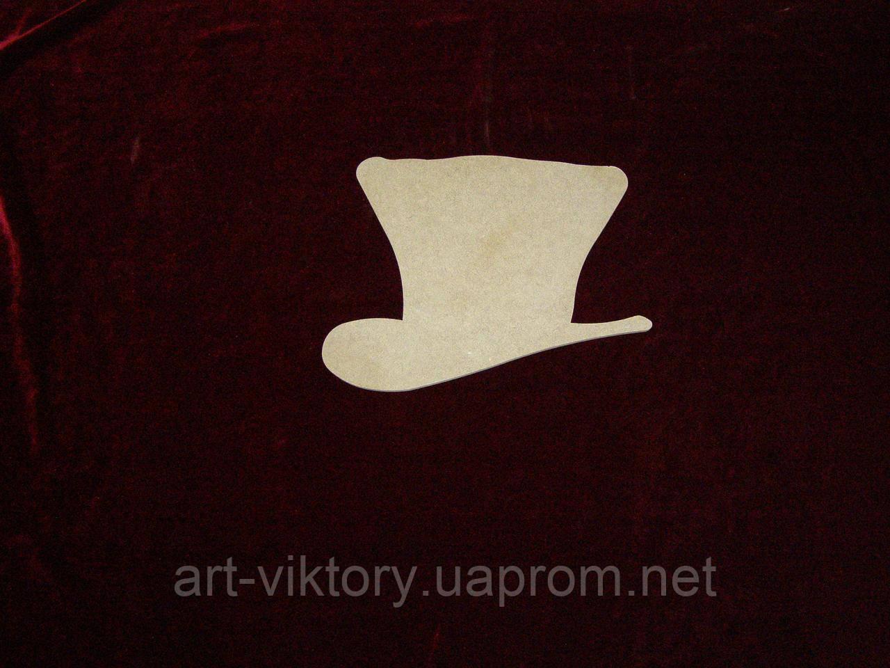 Шляпа мужская (25 х 20 см), декор