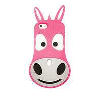 Чехол- накладка Disney a Donkey  for  iPhone 6/6S Pink
