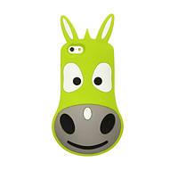 Чехол- накладка Disney a Donkey  for  iPhone 6/6S Green