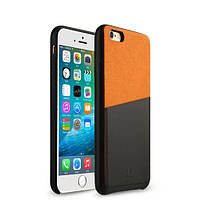 Накладка Baseus Encounter series For iPhone6 Plus/iPhone6S Plus  Black+Orange