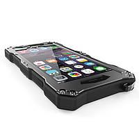 Чехол-накладка R-Just Waterproof Outdoor Protective Hard Case For iPhone 6 Black