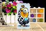 Чехол силиконовый бампер для HTC Desire 616 с картинкой Дори, фото 2