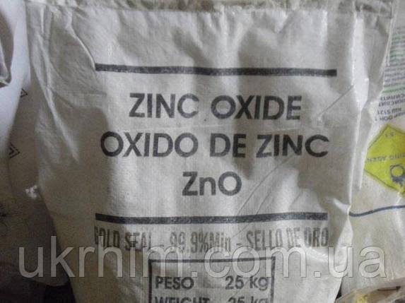 Оксид цинка, Белила цинковые, фото 2