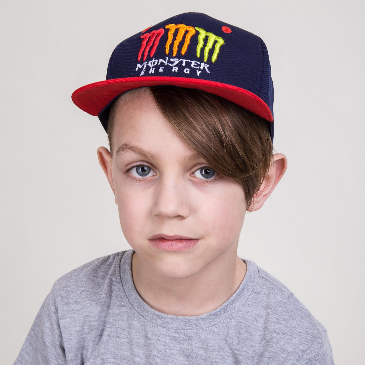 Реперская кепка для мальчика от производителя - Energy - Б18