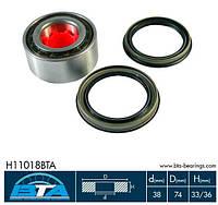 Подшипник передней ступицы Nissan Almera N15, Sunny N13/N14 - H11018BTA (R168.30 / VKBA 3201 / 713 6130 40)