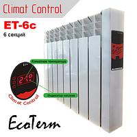 Электрорадиатор EcoTerm ClimatControl ET-6c