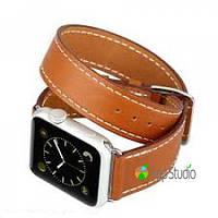 Ремешок Baseus Sunlord Series Watchband For Apple watch 42mm  Brown