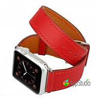 Ремешок Baseus Sunlord Series Watchband For Apple watch 42mm Red