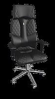 Кресло Business (Бизнес) экокожа черная,шов - DESIGN (ТМ Kulik System)