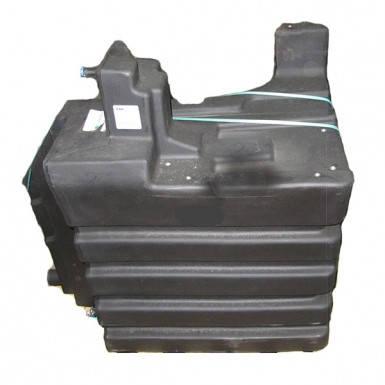 Бак топливный правый (330 л.) для трактора New Holland T8.390, Case Magnum 340, фото 2