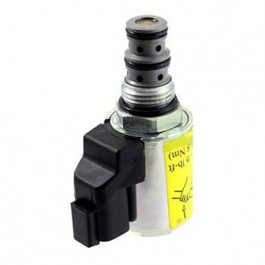 Клапан электромагнитный парковки для трактора New Holland T8.390, T8040, T8050 и Case MX255/285/310/340, фото 2