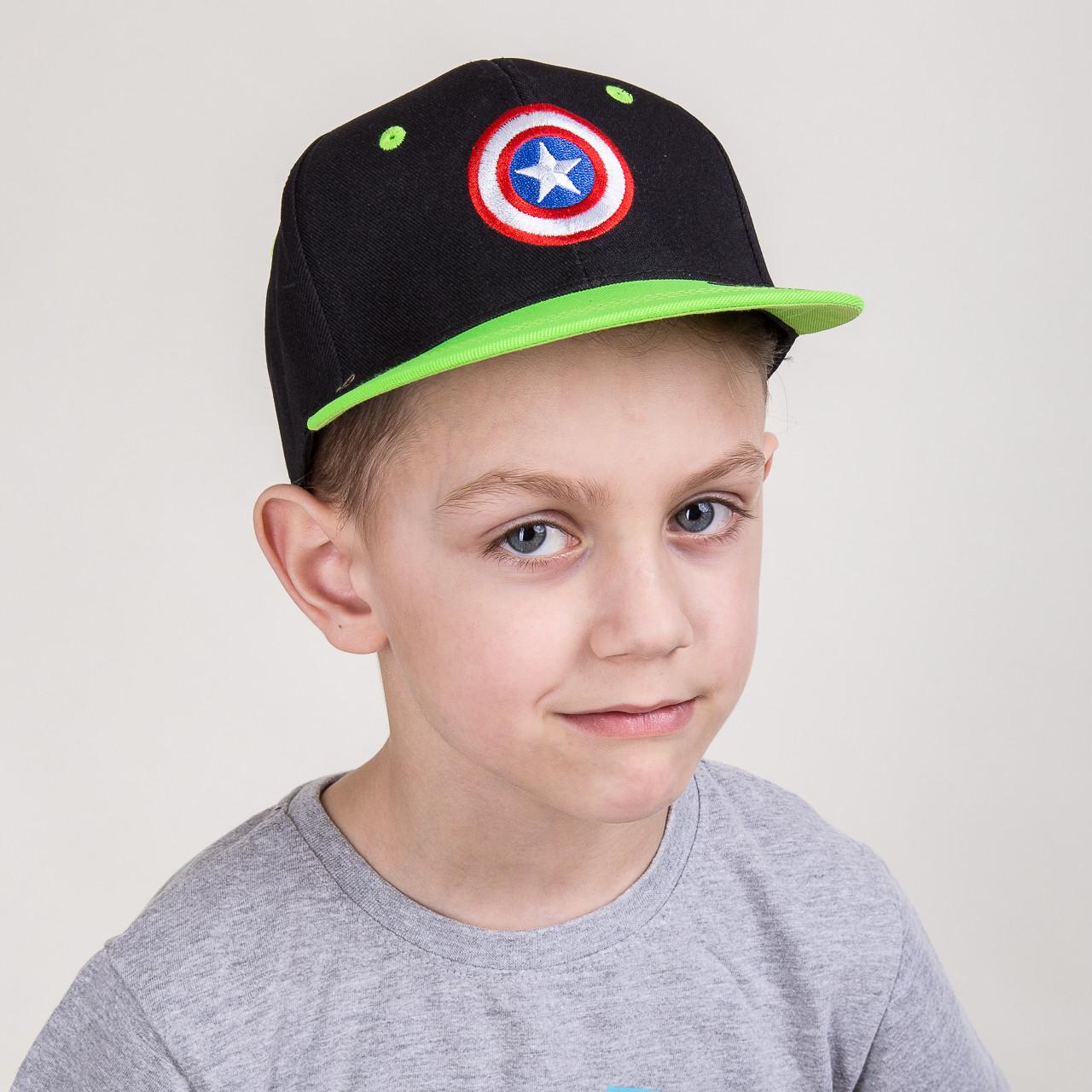 Реперская кепка для мальчика Snapback от производителя - HIP-HOP - Б08a