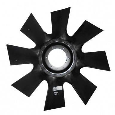 Крыльчатка вентилятора на 8 лопастей для трактора New Holland T8040 и Case Mag.310, MX285/225, фото 2