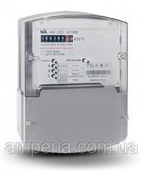 Счетчик НІК 2301 АК1 5(10)А, 3ф, электромеханический однотарифный