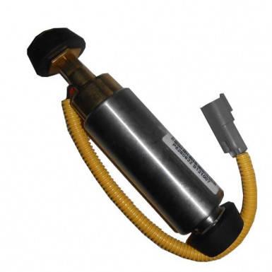 Насос топливный подкачки электрический для трактора New Holland T8040, Case Magnum 310/335, фото 2