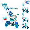 Детский трехколесный велосипед Smart Trike Safari 4в1