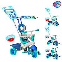 Детский трехколесный велосипед Smart Trike Safari 4в1, фото 1