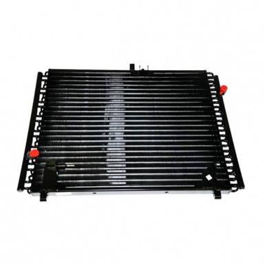 Радиатор масляный для трактора New Holland T8040, T8050, Case MX255/310/335, фото 2