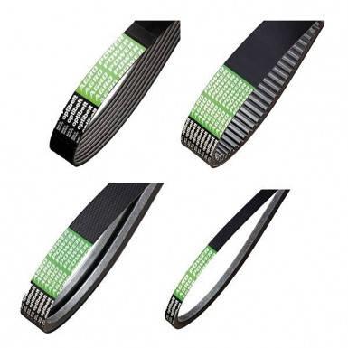 Ремень привода вентилятора доочистки для комбайна Case 2166, 2388, фото 2