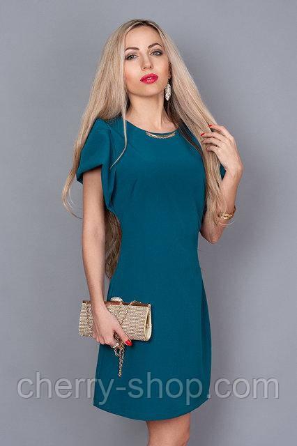 Купить Стильное бутылочное платье   Стильне бутилочне плаття оптом и ... aa6fc1bb7753b