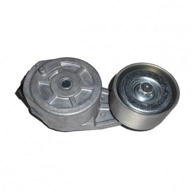 Ролик натяжной ремня генератора насоса компрессора для трактора New Holland T8.390, Case Mag.340
