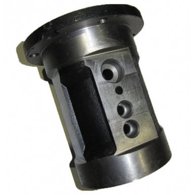 Стакан вала муфты КПП для трактора New Holland T8040, T8050, Case Magnum 310, фото 2