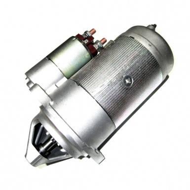 Стартер 12В/3,5 кВт для трактора Case, New Holland, фото 2
