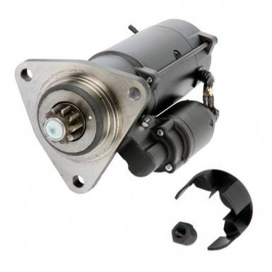 Стартер 4,2 kW/12V для комбайна Case 2388, 5088, 2366, фото 2