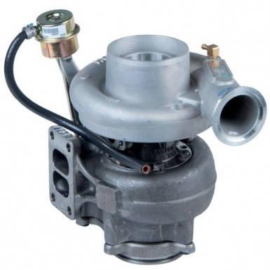 Турбокомпрессор для трактора Case MX285, фото 2