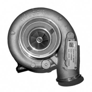Турбокомпрессор для трактора New Holland T7060, Case Puma 210, фото 2
