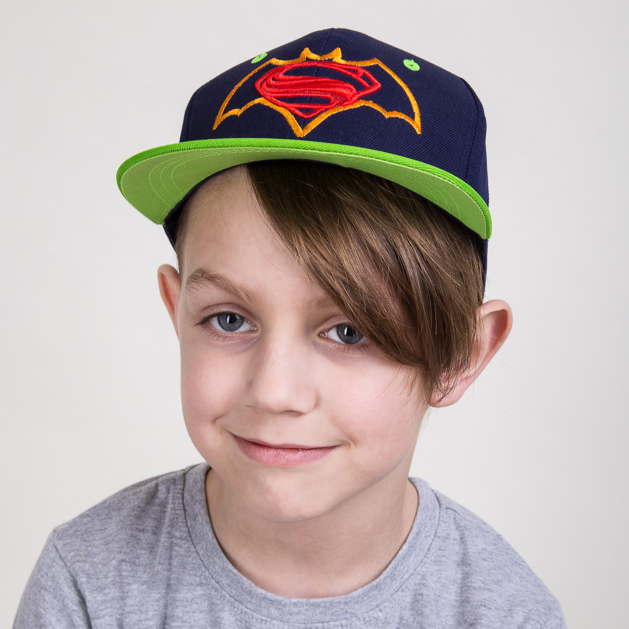 Реперская кепка Snapback для мальчика от производителя - Б08b