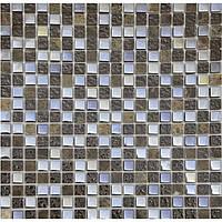 Мозаика  мрамор и стекло DAF12