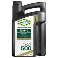Масло моторное YACCO VX 500 10w-40 (5л.)