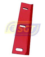 Нож камеры неподвижный на пресс-подборщик Welger AP42 (AP38, AP400, AP430)