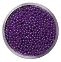 Бульонки для дизайна ногтей, фиолетовый Б-2