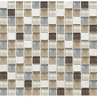 Мозаика  мрамор и стекло DAF11