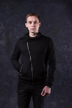 Кофта-косуха мужская Dark Side 🔥 (Дарк Сайд) All black