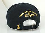 Мужская бейсболка Polo Ralf Lauren. Кепки Polo Ralf Lauren. Стильные бейсболки., фото 6